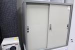 Офис метален шкаф за класьори по индивидуален проект Пловдив