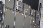 метален шкаф за документи  по индивидуален проект Пловдив