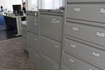 метален шкаф за класьори и за офис по индивидуален проект Пловдив