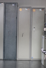 Офис метален шкаф за документи дизайнерски Пловдив
