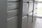 Дизайнерски офис сейф за вграждане Пловдив