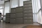 Офис метален шкаф за папки по индивидуален проект Пловдив