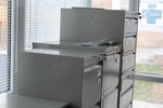 Офис офис метални шкафове за документи по индивидуален проект Пловдив