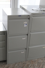 Офис метален шкаф за класьори поръчков Пловдив
