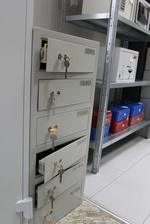 Поръчков скрит сейф за офис Пловдив