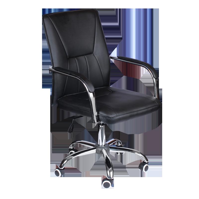 Офис столове - Офис стол Carmen 6073 - черен
