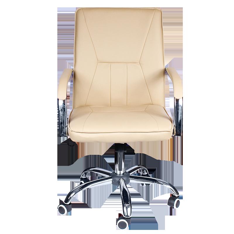Офис столове - Офис стол Carmen 6073 - бежов