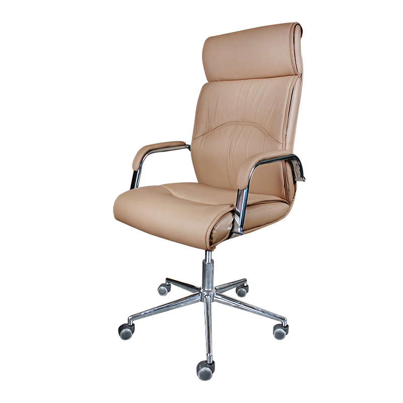 Офис столове - Президентски стол Carmen 6050 - бежов