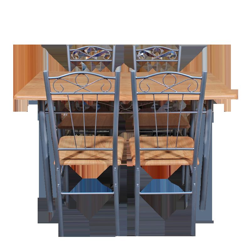 Мебели за дома - Комплект маса с 4 стола 20002