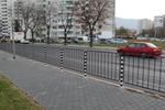 изработка и монтаж на тръбно-решетъчни парапети 1,80м x 0,80м