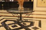 маса от ковано желязо по поръчка