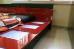 Спални комплекти по поръчка в червено