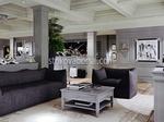 италиански луксозна холна маса от масив