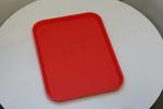 табли за сервиране с повърхност против хлъзгане за заведения на самообслужване доставка