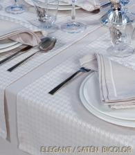 Плат на покривка за маса Elegant