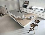 топкачествени бели кухни с красив дизайн