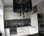 първокласни бели кухни модерен стил