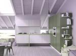 нестандартни бели кухни нерушими