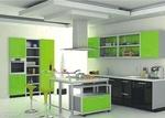 надеждни зелени кухни дизайнерски