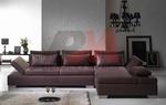 устойчива   ъглова мека мебел с ракла