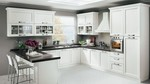 класни бели кухни  масив красиви