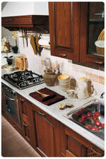 издръжливи старинни кухни лукс