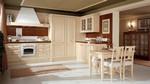 нечупливи кухни масив крем дизайнерски