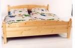 спалня от чамова дървесина