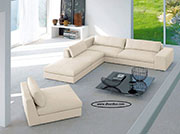 Ъглов диван и канапе по поръчка 1115