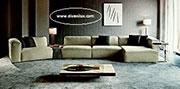 Модулен диван по поръчка 608