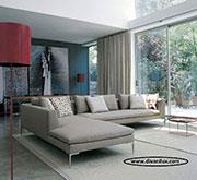 Ъглов диван по поръчка 1105