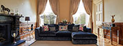 Луксозен ъглов диван по поръчка 678