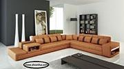 Ъглов диван с мемори пяна по поръчка 711