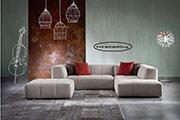 Ге-образен диван с табуретка 1099