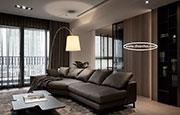 Ге-образен диван с вискокачествена дамаска 750