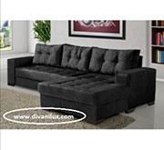 Ге-образен луксозен диван по поръчка 1089