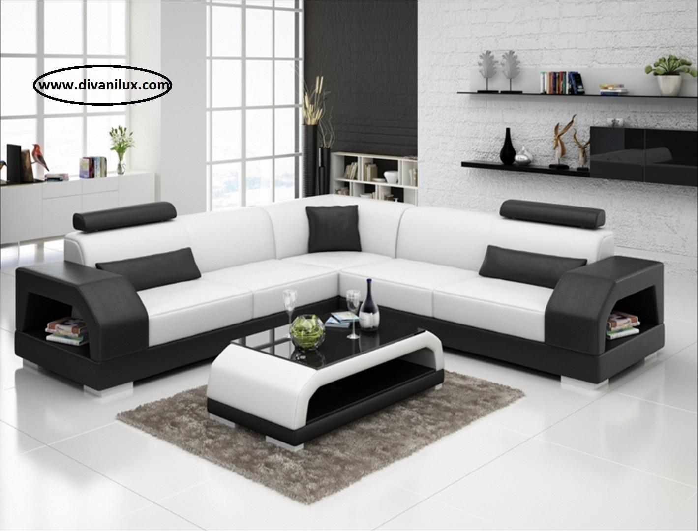Луксозен диван с мемори пяна по поръчка 884