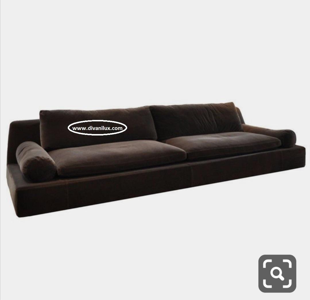 Прав диван с гъши пух 904