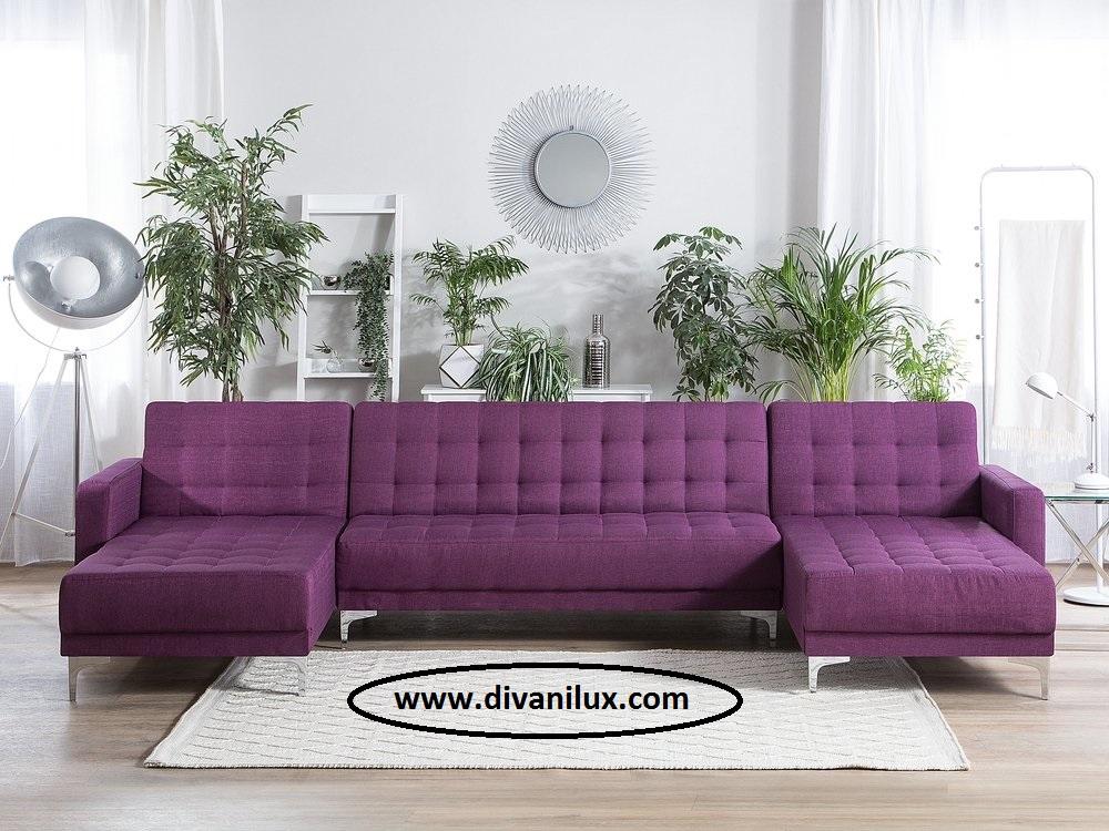 Капитониран диван по поръчка 947