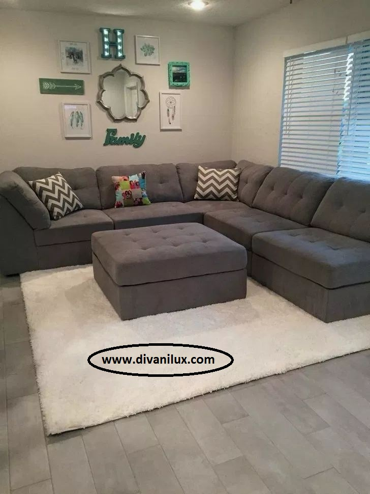 Луксозен диван с миеща дамаска 970