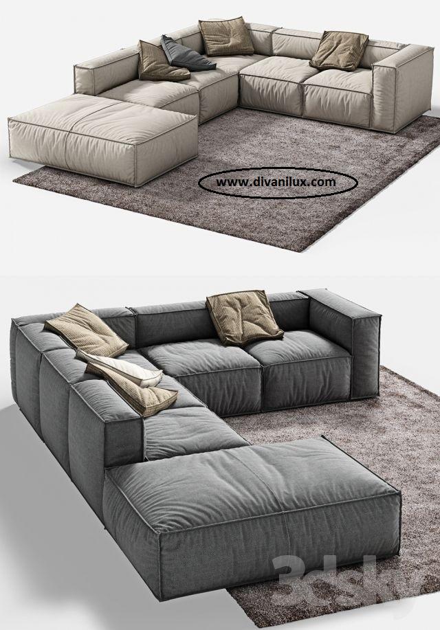 Модулен диван по поръчка 978