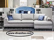 Удобен ъглов диван с мемори пяна 506
