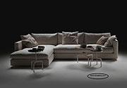 Удобен ъглов диван с мемори пяна 515