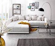 Луксозен ъглов диван по поръчка 535