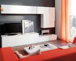 интериорен дизайн на апартамент 90 кв