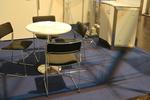 Основа за бар маса от неръждаема стомана за басейн