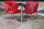Модерни стойки за маса от неръждаема стомана