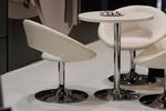 Дизайнерска стойка за Вашата маса от високодизайнерски материали