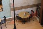 Уникална база за бар маса за кафене