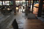 Стилна база за бар маса за хотел